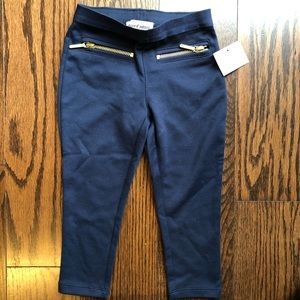 NWT Juicy Couture Toddler Girl Ponte Pant